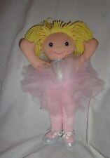"My Sweet Love Ballerina Doll w/tag 18"" Plush Soft Toy Stuffed Animal"