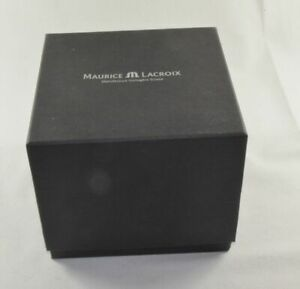 Maurice Lacroix Watch Box Case With Packaging Carton RAR