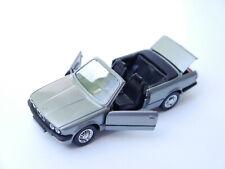 BMW E 30 3er e30 3series Cabriolet 325 Cabrio grau grise grey metallic Gama 1:43