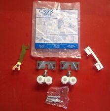 Cox Series 32 Pocket Door Hardware Installation Kit
