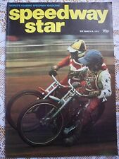 Speedway Star and News 8th March 1975
