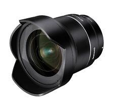Samyang AF 14mm F2.8 Full Frame Wide Angle Lens for Sony E Mount FE - SYIO14AF-E