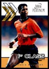 Futera World Stars 2002 - Patrick Kluivert Netherlands (First Class) No.15