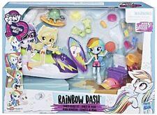 My Little Pony Equestria Girls Rainbow Dash Sporty Beach Set Hasbro