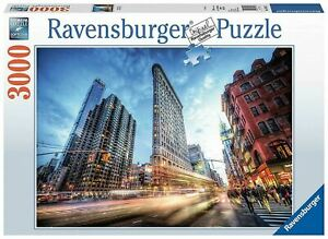 Ravensburger - Flat Iron Building 3000 Pieces Jigsaw Puzzle