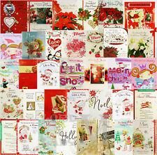 Mum / Mummy / Step-Mum / Like A Mum / Mother Christmas Card - Various Designs