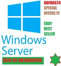 Windows Server 2012 R2 Datacenter 32 & 64-bit Genuine License Key and Download++