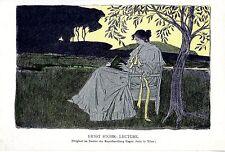 Ernst Stöhr: Lecture Historischer Kunstdruck von 1899