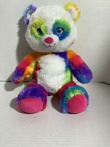 Build A Bear Workshop Tie Dye Plush Bear