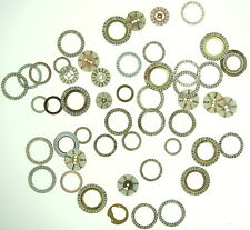 Russia Spares Russian Soviet Wrist Watch Dials Digits Big Lot  Nr7078