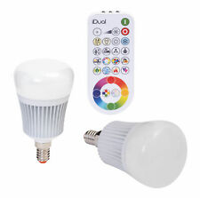 Müller Licht - iDual Starter Set - 2x LED E14 + Fernbedienung - LED Birne Lampe