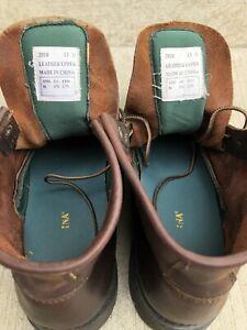 carolina work boots 13D