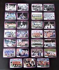 Panini UEFA Euro 2012 Poland/Ukraine Complete Previous Winners 27 Stickers