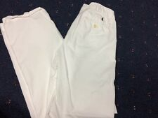 New RALPH LAUREN White Pants Boys 14 y.o. 100% Cotton