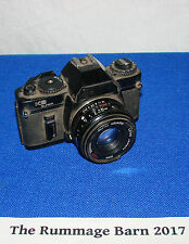 SEARS KR FILM 35mm CAMERA with LENS -------------- FOR Parts or Repair