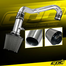 01-05 Honda Civic DX/LX Manual 1.7L Polish Cold Air Intake + Stainless Filter