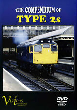 The Compendium Of Type 2s  (Diesel Railway DVD)