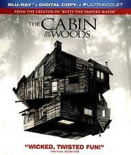 BLU-RAY Cabin In The Woods (Blu-Ray+Digital Copy) Richard Jenkins NEW