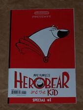 Mike Kunkel's Herobear and the Kid Special #1 - New Story!! - Kaboom! 2013 - NM
