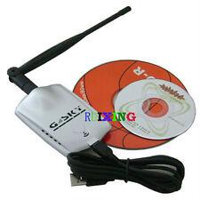 Laptop PC USB Wireless WiFi Signal Booster Antenna 802.11 B/G/N W1