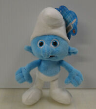 The Smurfs Clumsy Bean Bag Plush - Sensitive Smurf