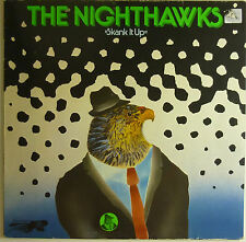 """12"""" LP-the Nighthawks-skank it up-k5354-washed & cleaned"""