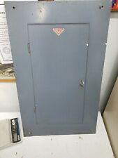 Wadsworth 16 Slot Breaker Panel Door Inner included.