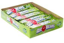 Airheads Green Apple 36 Bars Candy Bulk  Taffy Chewy Air Head Fruity Candies
