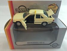 GAMA mini  Mercedes 190 E Taxi