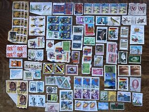 Collection Of South America Stamps Kiloware