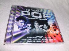 30 Years Of Pop:Walking On Sunshine CD OVP