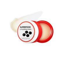 MISSHA Superfood Blackbean Lip Sleeping Pack 7g / 0.24fl.oz