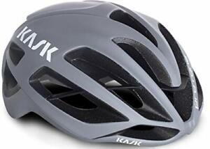KASK Cycling Helmet- PROTONE-GREY Size Medium