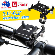 Metal Bike Bicycle Motorcycle Handle Phone Mount Holder for Cellphone GPS AU