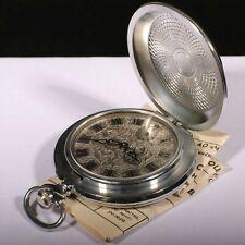 - Vintage Soviet Pocket Watch Molnija 'The Great Patriotic War'
