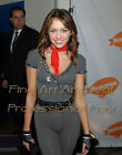 """MILEY CYRUS w/ Very Real Puffy CAMELTOE - FINE ART ARCHIVAL Lab Photo 8.5""""x11"""""""