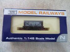 DAPOL RAILWAYS  -  1:148 SCALE -  NB-026   WIGAN COAL  7 PLANK