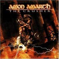 "AMON AMARTH "" THE CRUSHER"" CD NEW+"