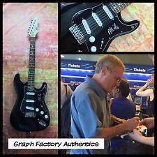 GFA The Descendents Band * MILO AUKERMAN * Signed Electric Guitar PROOF AD1 COA