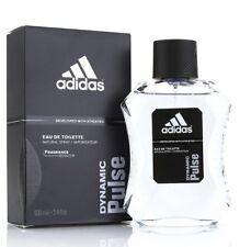 Adidas Dynamic Pulse For Men Cologne Eau De Toilette 3.4 oz ~ 100 ml EDT Spray