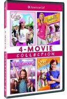 American Girl: 4-Movie Collection [New DVD] Boxed Set, Snap Case