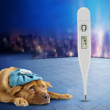 Fever Thermometer Home Medical Oral Rectal For Pet Cat Dog Veterinary Equipment