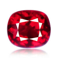 Flawless Spinel 0.47ct pigeon blood red color 100%natural earth mined from Burma