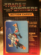 Sealed Pack Transformers Trading Action Cards 1985