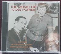 Rare Music of Cole Porter 12 Trks Sealed CD HADCD136 Javelin Israel 34 mins
