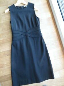 Diane von Fürstenberg Kleid in schwarz, Gr. 38