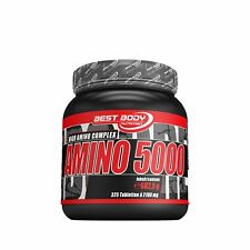 (29,71 �'�/1kg) Best Body Nutrition Hardcore Amino 5000 (325 Tabletten)