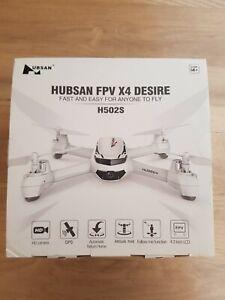 Hubsan H502S X4 Desire Drone FPV GPS Monitor