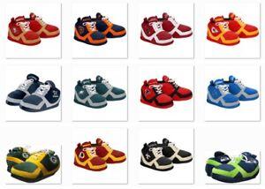 NFL NFC Sneaker Slippers Sz 7, 8, 9, 10, 11, 12, 13, 14 Small, Medium, Large, XL