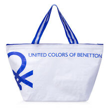 United Colors Of Benetton Water Repellent ECO Tote Cooler Thermal Tin Foil Bag